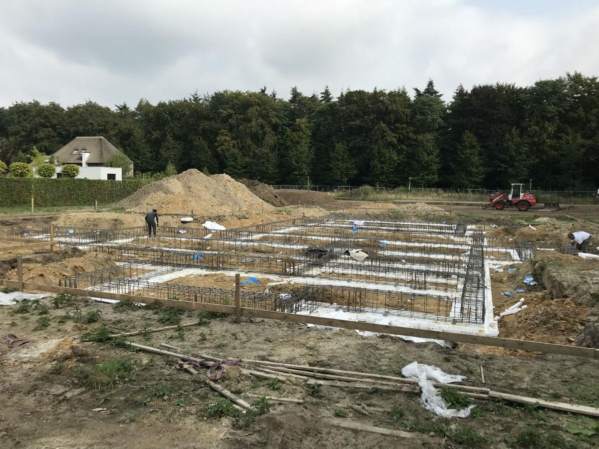 HB Betonwerken funderingen maken