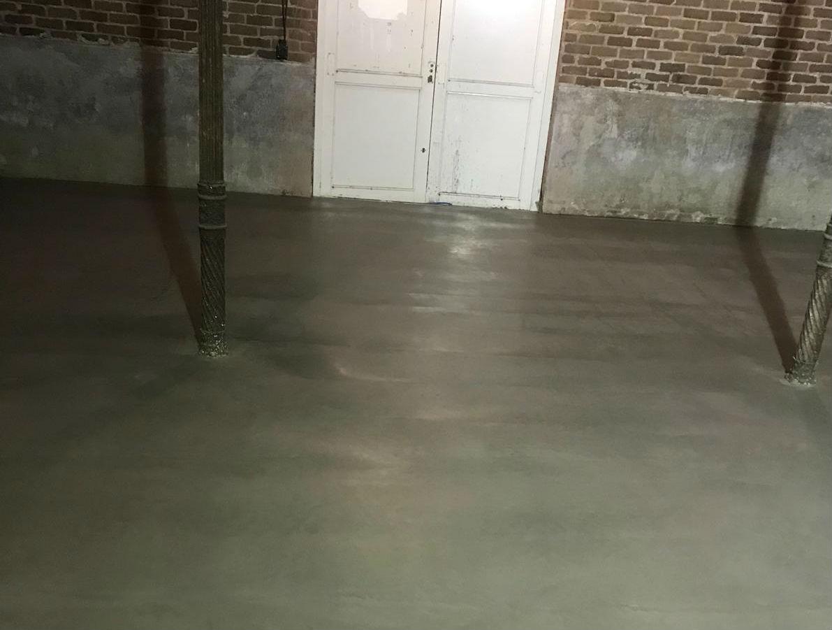 Betonvloer in Elst aanleggen