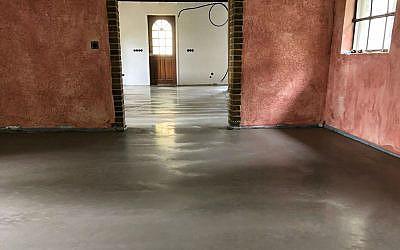 Betonvloer woonkamer betonvloer